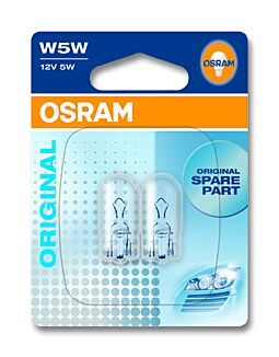 Osram 2825-02B / OSR2825-02B Wedge Car Bulb