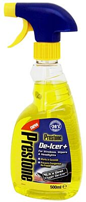 De-Icer Trigger Spray - 500ml PDEI0101A PRESTONE