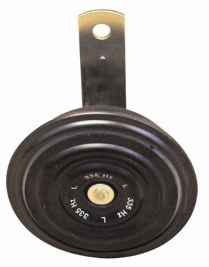 Disc Horn - Black - High Note - 2-Pin- PEARL CONSUMABLES- PEH07