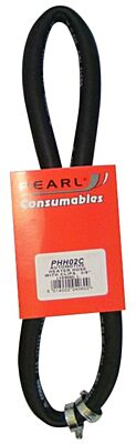 Heater Hose & Clips 5/8in. x 1m PHH02C PEARL CONSUMABLES