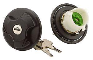 Fuel Cap - Locking- POLCO- POLC10102