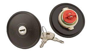 Fuel Cap - Locking- POLCO- POLC10105