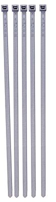 Cable Ties - Standard - Silver - 300mm - Pack Of 20 PWN809 WOT-NOTS