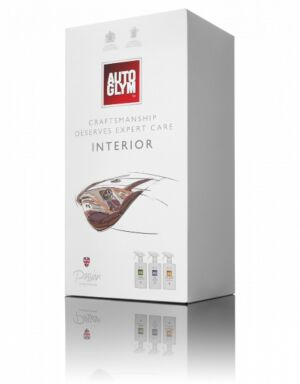 Perfect Interior Kit Collection Shampoo Fast Glass Vinyl Rubber Care Autoglym